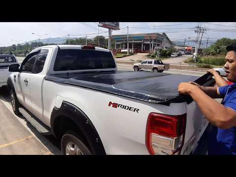 ผ้าใบคลุมกระบะ Ford Ranger Cab