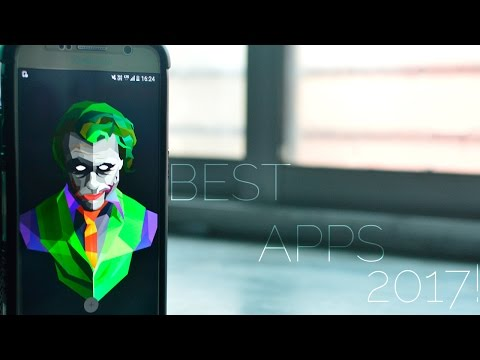 Top 10 FREE Android Apps-Jan 2017!