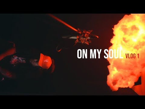 "Bino Rideaux ""On My Soul"" Vlog #1 (studio Session W/ Uiie & Snoopy Harvard)"