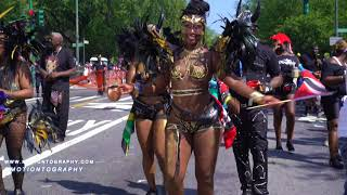 West Indian parade Eastern Parkway 2018