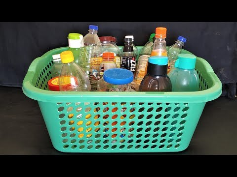 10 AWESOME PLASTIC BOTTLE DIY TO MAKE AT HOME   PLASTIC BOTTLE CRAFT   RECYCLE IDEAS