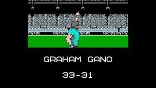Tecmo version of Graham Gano's 63 yard FG set to Spanish announcers