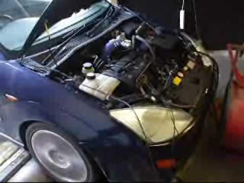 Ford Focus Zetec Turbo Megasquirt