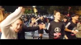 Nuit Blanche, La Grande Traversée : UNSS X ADIDAS