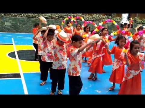 bulaklak Dance - 2/14/2014