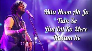Sukoon Mila Lyrics   Mary Kom   Arijit Singh  