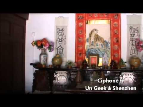 Visit China Folk Culture Villages shenzhen.avi
