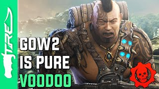 GOW2 IS PURE VOODOO! - Gears of War 2 Multiplayer Gameplay w/ LANDAN (Xbox One Gameplay)