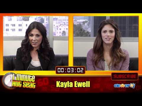 1 Minute Hot Seat  Kayla Ewell In The Hot Seat