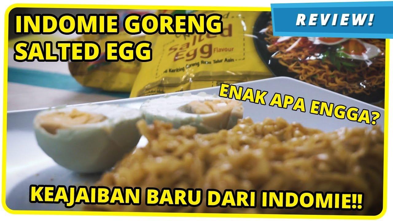Indomie Salted Egg Telur Asin Enak Gak Ya Wajib Cobain Goreng Review18