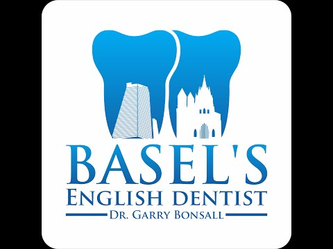 Basel's English-Swiss dentist Dr Garry Bonsall