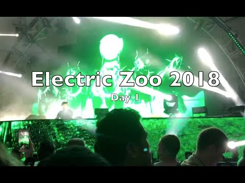 Electric Zoo (Day 1) | Zomboy, Kayzo, Kill The Noise, San Holo, SLANDER, Crankdat & Riot Ten (2018)