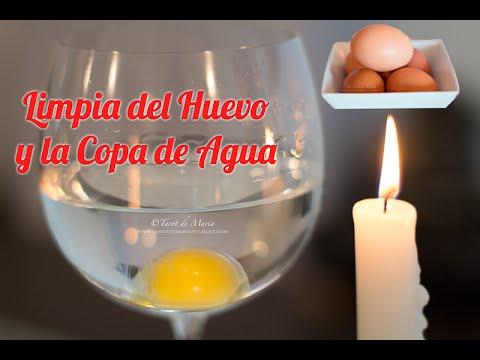 Ritual limpia del huevo y la copa de agua para el mal de - Como deshacer un mal de ojo ...