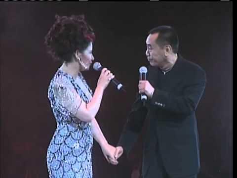甄妮  羅文 -  世間始終你好 (1998) Live