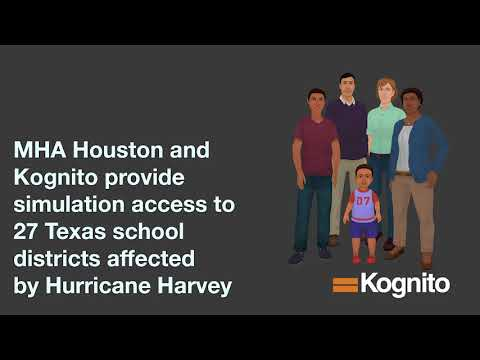 MHA Houston and Kognito on NPR