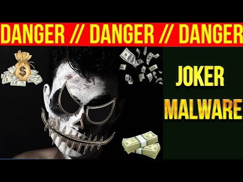 Joker Malware | The Most Dangerous Malware | Steals Money And Identity | Beware!!!!! [Eng Sub]