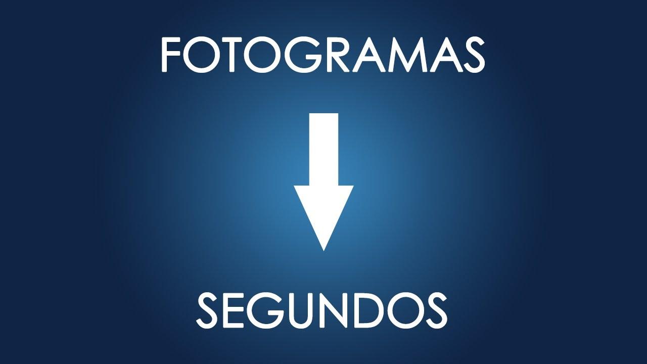 Cinema 4D: Fotogramas a segundos - YouTube
