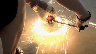 EXTREME FIREWORK BEYBLADE! - Epic Toy Modification!