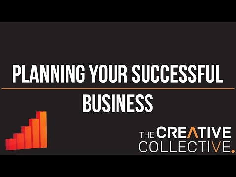 Planning Your Successful Business