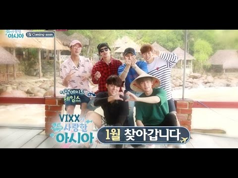 VIXX land in Vietnam in preview for new travel variety, 'The Asia that VIXX Loved'!