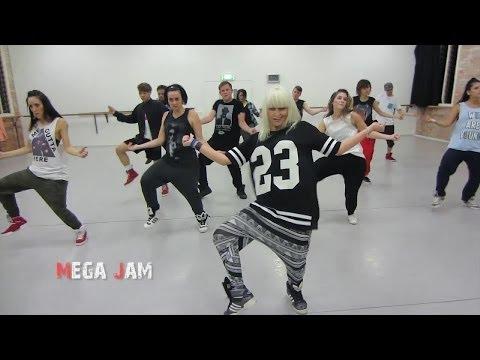 '23' ft Miley Cyrus choreography by Jasmine Meakin (Mega Jam)