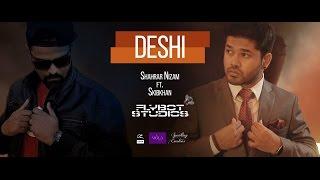 Video Deshi - Shahrar feat. Skibkhan   Official Music Video 2016   Bangla Urban download MP3, 3GP, MP4, WEBM, AVI, FLV Mei 2018
