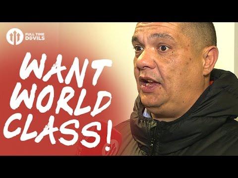 Want World Class! | Manchester United 1-1 Everton | FANCAM