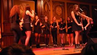You Go Down Smooth by Lake Street Dive (A Cappella)
