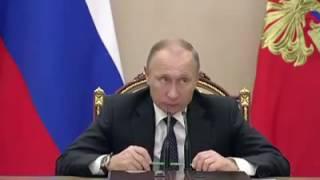 Пользователи соцсетей смеются над «траурными» лицами Путина и Ко