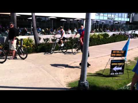 Freeline Skates: BMX Dub Flip Stomp