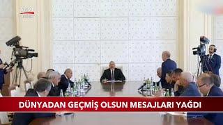 İzmir Depremi Dünya Gündeminde