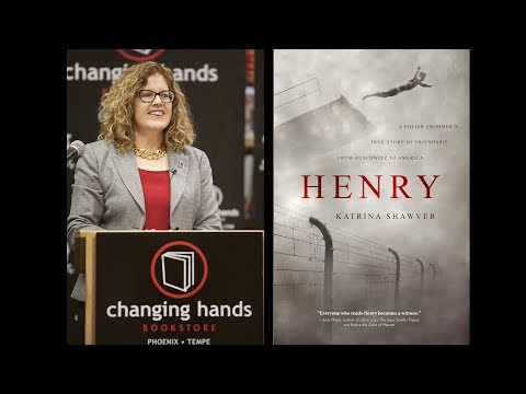 Author Katrina Shawver @ Changing Hands Bookstore