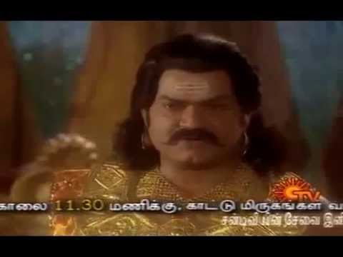 Ramayanam episode 100   Ramayanam Sun Tv Serial In Tamil Climax