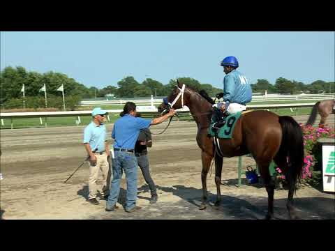 video thumbnail for MONMOUTH PARK 7-27-19 RACE 9