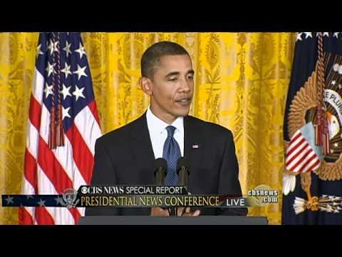 Obama on Afghanistan: