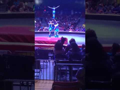 UniverSoul Circus 25th Show in Houston (link for tickets in description)