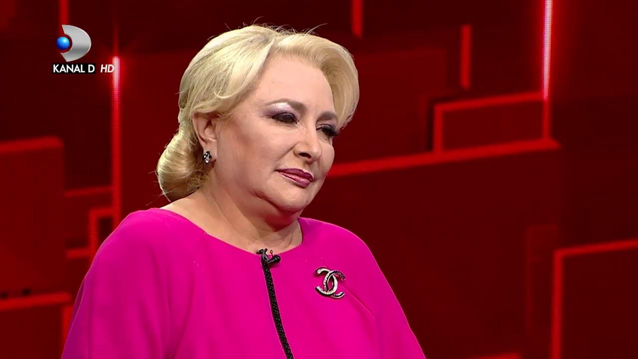 40 de intrebari cu Denise Rifai - Viorica Dancila, despre cariera ei de politician! Ce a gresit?