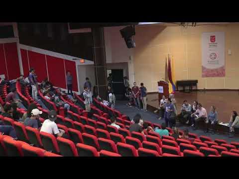 Espacio de diálogo abierto entre rector de la UT y estamento estudiantil