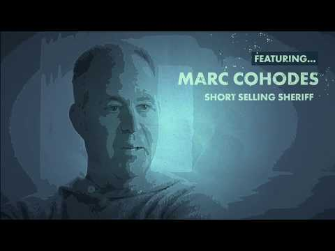 When Short Selling is like Life Saving | Marc Cohodes Real Vision Video