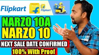 Realme Narzo 10A Next Sale 100…