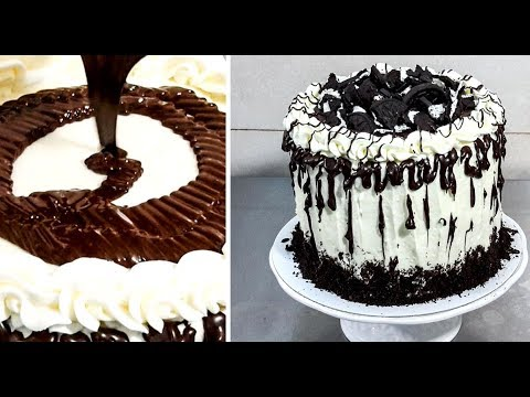 decorating chocolate biscuit wedding cake oreo cake decorating idea cheese recipe by cakes 13405