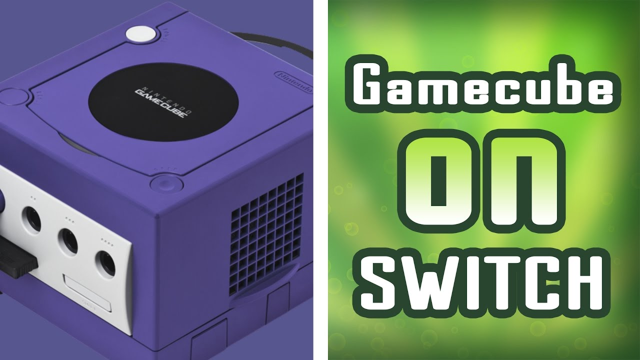 can you download gamecube games on switch