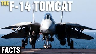 10+ Incredible Facts About The F-14 Tomcat