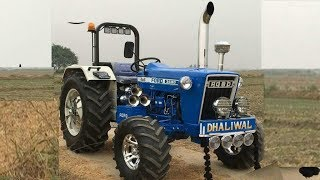 Modified Ford 3600 tractor 54 Hp। Pressure Steering Big Tyres ।