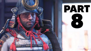 Ghost of Tsushima Gameplay Walkthrough Part 8 - ANGRY UNCLE (PS4 Pro 4K)