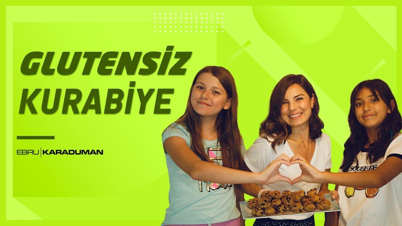 Şekersiz, Glutensiz Kurabiye Tarifi! | SAĞLIKLI MUTFAK!