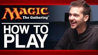 Super Tutorial 5000 - How To Play Magic: The Gathering