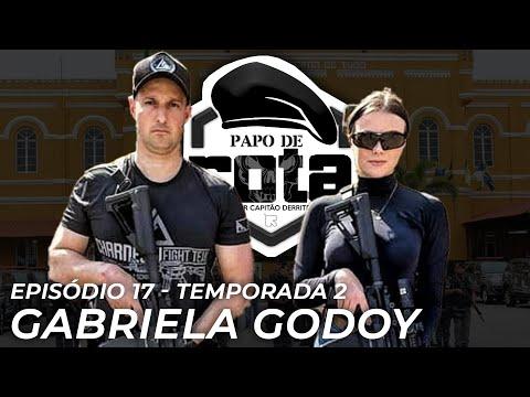 PAPO DE ROTA com Policial Civil Gabriela Godoy | Temporada 2 | Episódio 17