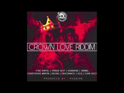 JAHMIEL-WAITING-CROWN LOVE RIDDIM_MAY 2016