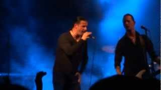 Scream Silence - Above and within (live Berlin 2012)